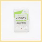 Desodorante cristal 90g versão refil (com a caixinha)