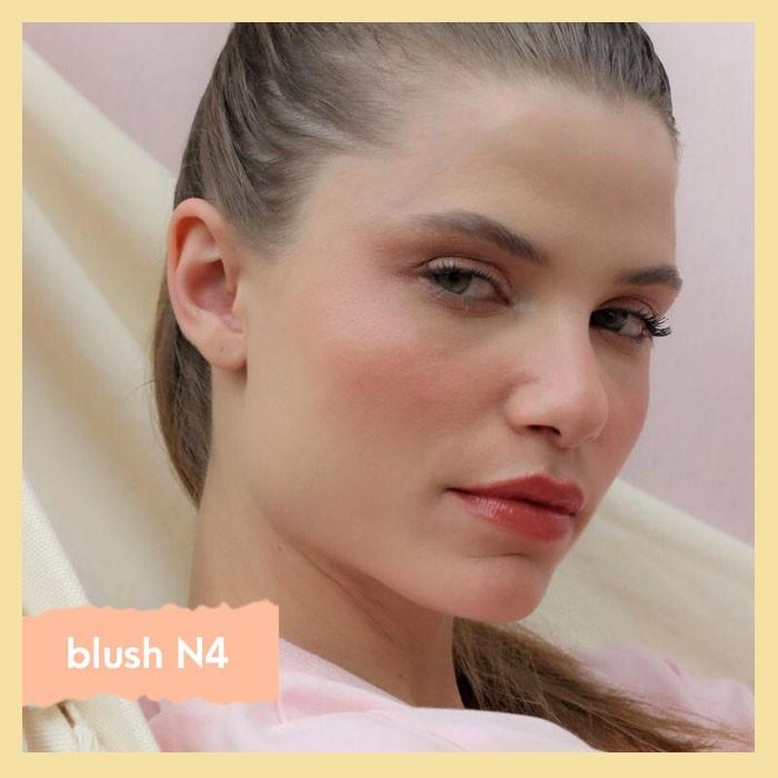 Blush cremoso (anti-inflamatório com esqualano vegetal)