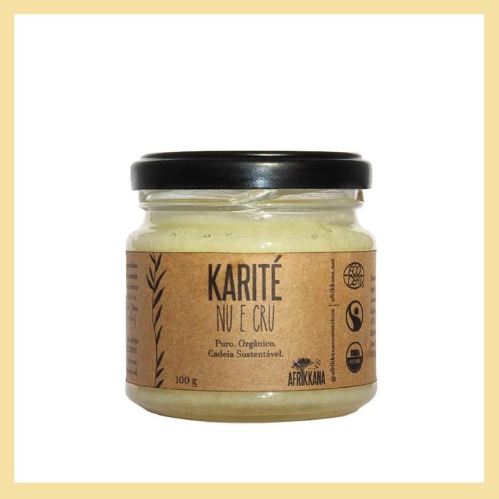 Manteiga de Karité pura 100g