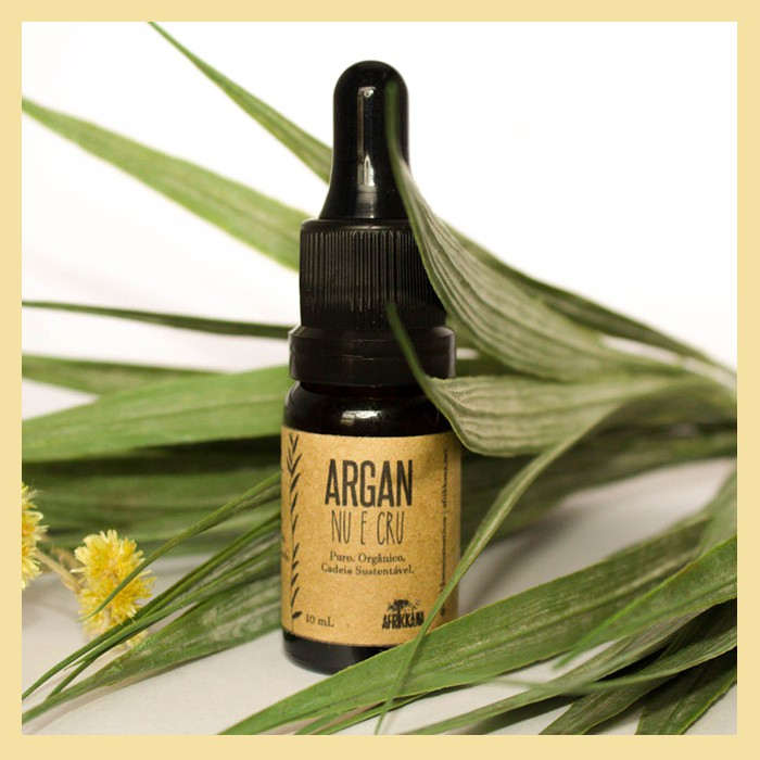 Óleo de Argan puro 10ml