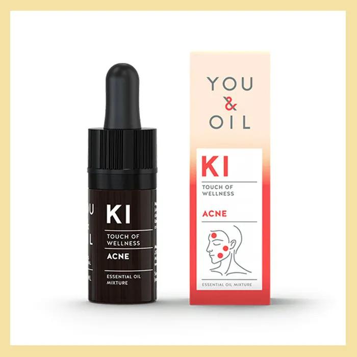 Óleo essencial blend KI Acne (anti-inflamatório)