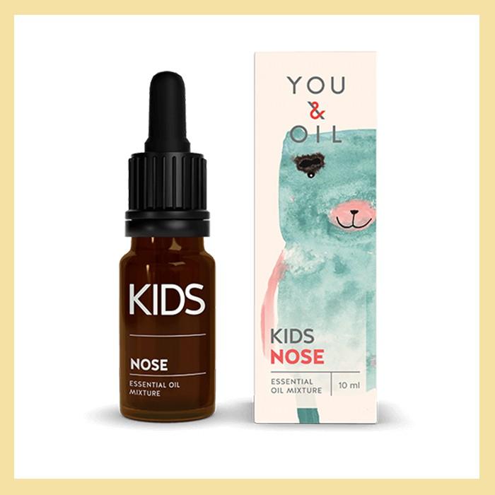 Óleo essencial blend infantil (congestão nasal)