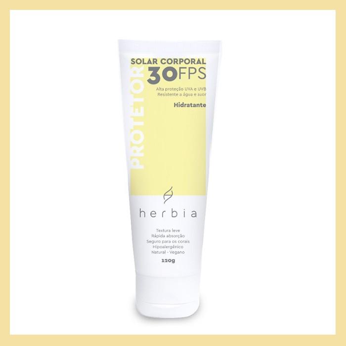 Protetor solar Corporal FPS 30 (hidratante)