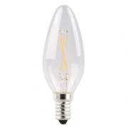 LAMP LED VELA LISA FILAMENTO E14 2W 220V 200LM STH6302/24