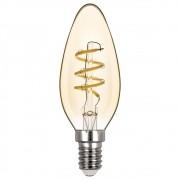 LAMP LED VELA LISA VIN ESPIRAL 2,5W 127V 180LM STH8381/24