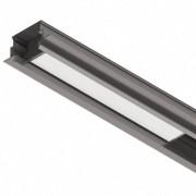 perfil de led embutido faceado/recuado K50 Mister led SLED9021ER