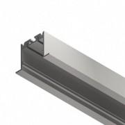 perfil de led S33 embutir base 1mt Mister Led SLED9023
