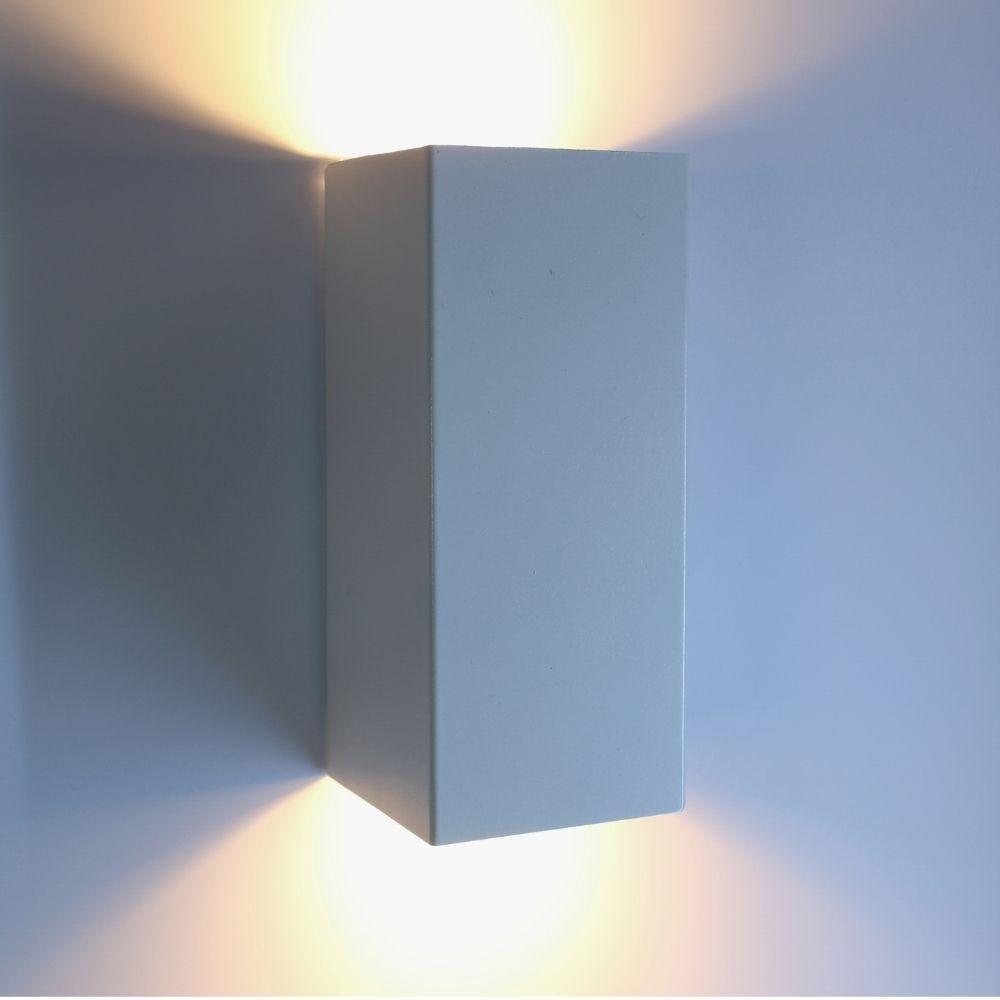 Arandela NANO duplo facho alumínio ILT1710