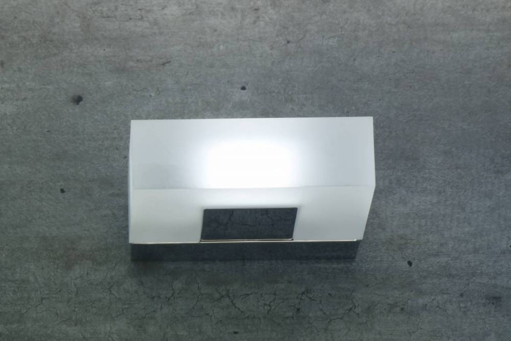 ARANDELA BLAST 10CMX3CMX11CM  LED1X3W - CR/TR