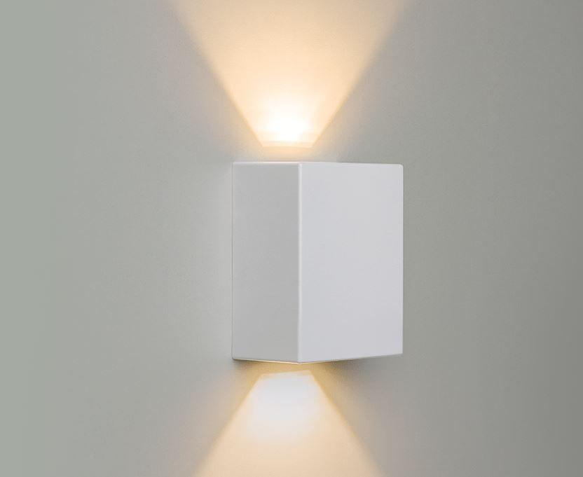 ARANDELA LED EFFEKT 2X4W 480LM BRANCA STH6730/30