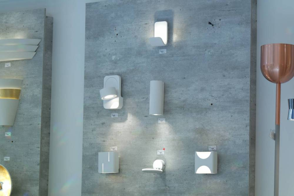 ARANDELA FOLD LED 9CMX9,7CMX15CM  LED3W - BR