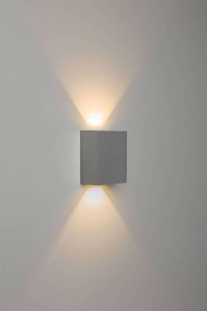 ARANDELA LED EFFEKT 2X4W 240LM/240LM CONCRETO STH7737/3