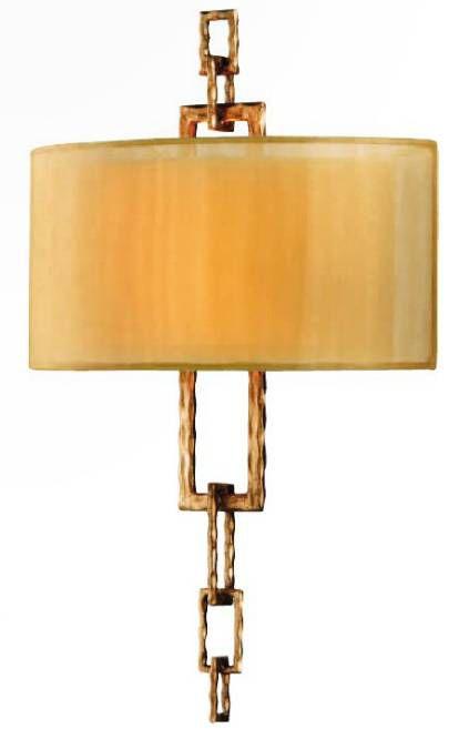 arandela LINK 2x vela bronze 33cm Littman B2872-E14