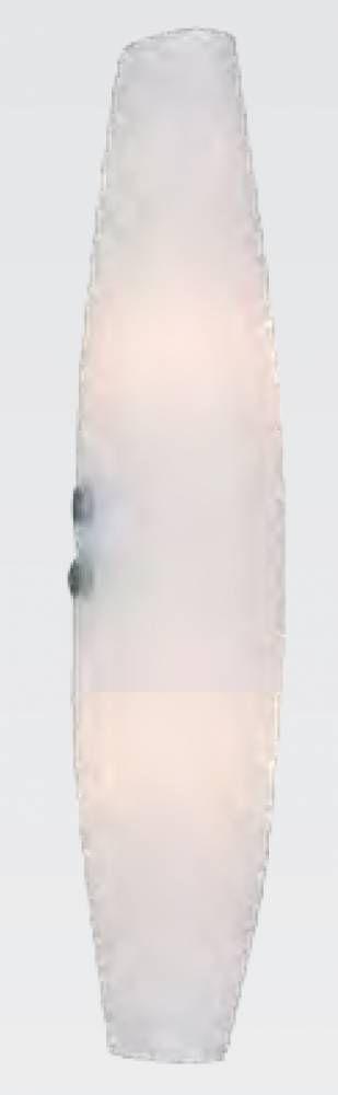 ARANDELA GLAZE 51,5CM X 10,8CM X 11,5  2XE27 - BR