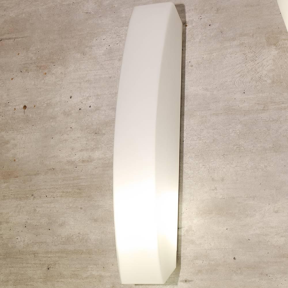 ARANDELA GLAZE 61CM X 11CM X 12,5CM  2XE27 - BR