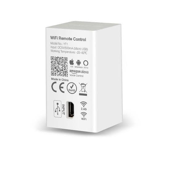 AUTOMAÇÃO módulo controle remoto interface dimmer RGBCCT perfil de led ilunato ILT2160