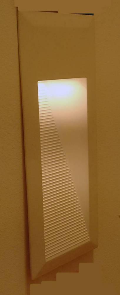 BALIZADOR EMBUTIDO RET DASH LED 9W - BR