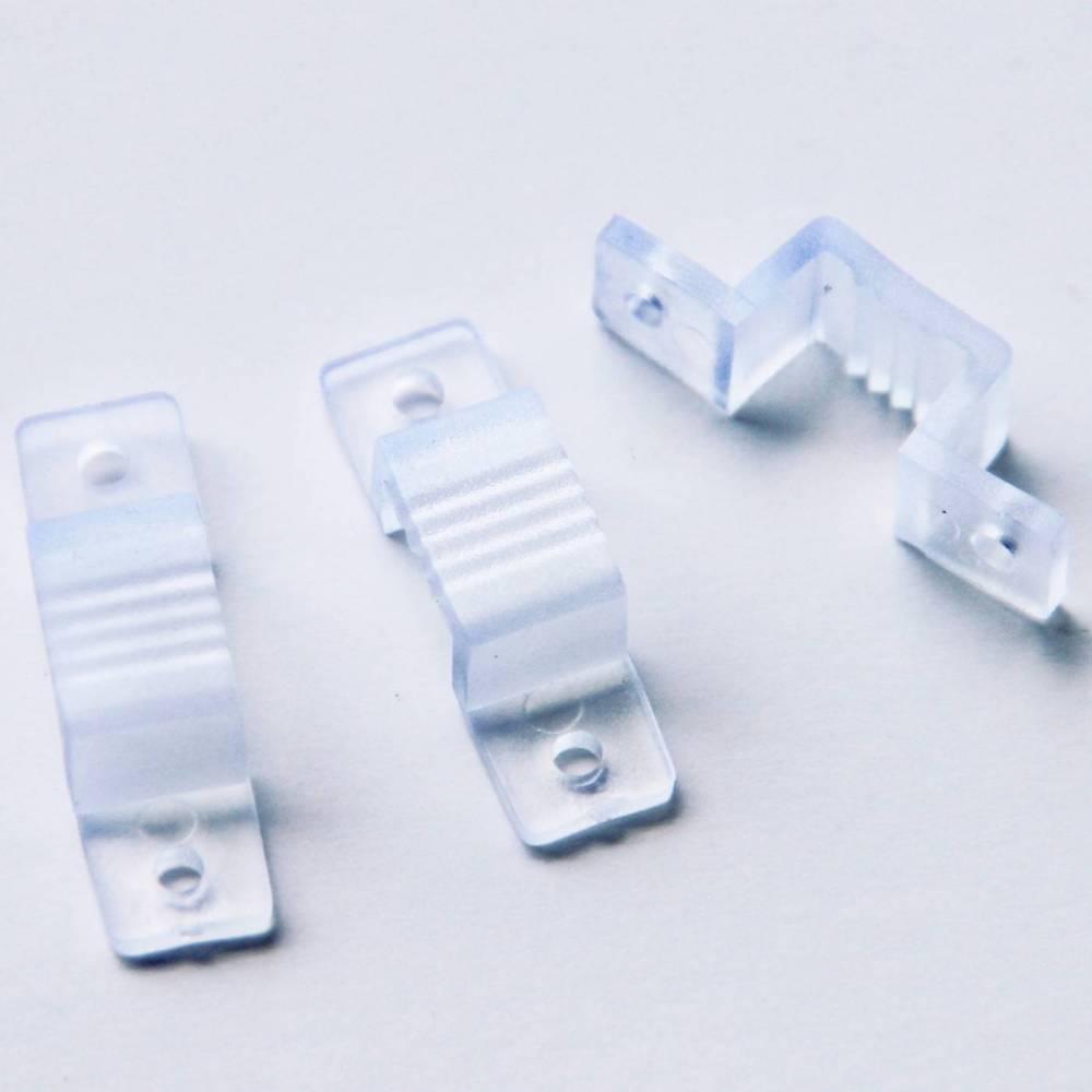 BRACADEIRA P/FITA DE LED 4,8W/M 127V/220V