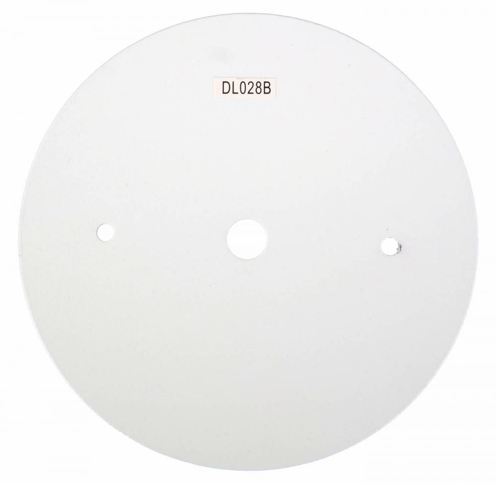 ACESSORIO DOWNLIGHT D 11cm x 0.2cm  BRANCO