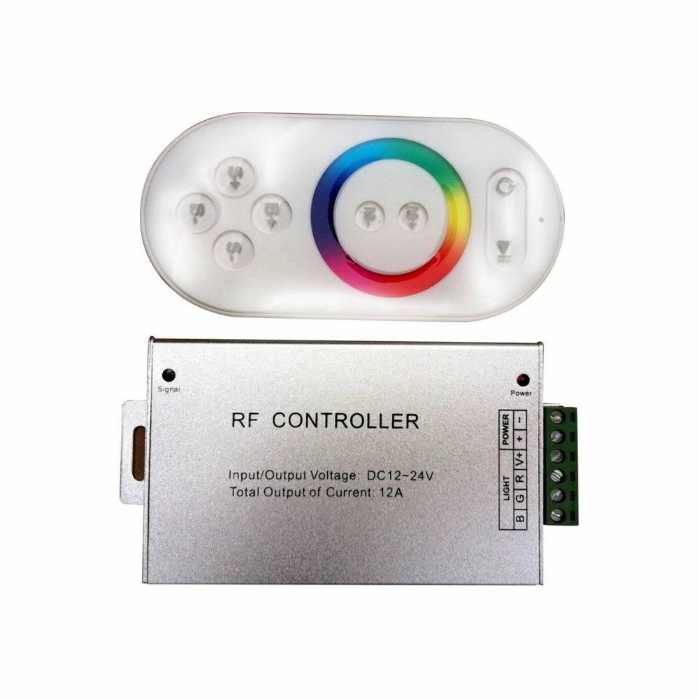 CONTROLE REMOTO COLORTOUCH RGB 12V