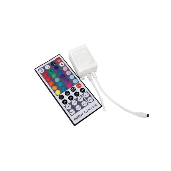 CONTROLE INFRAVERMELHO RGBW DC12-24V STH6885