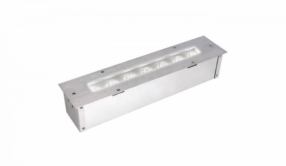 Embutido de solo Linear led quente Power Lume LES60W
