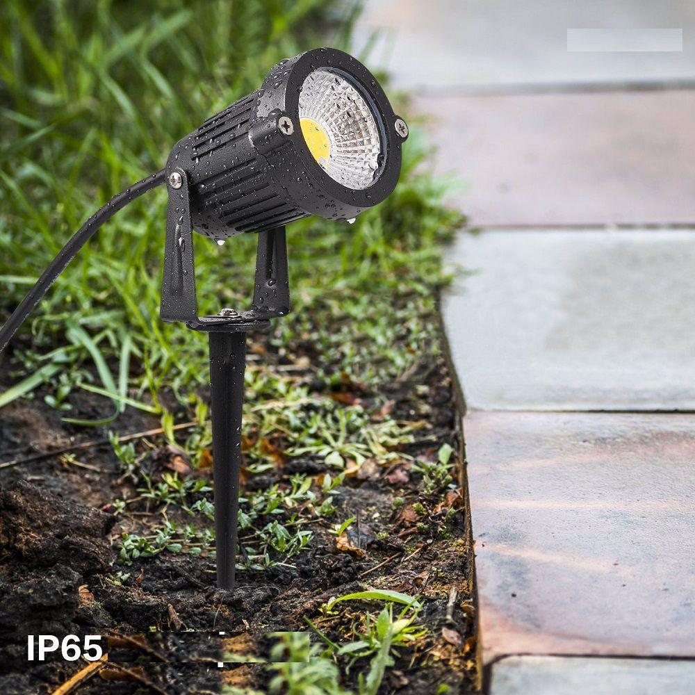 Espeto de Led para Jardim Luminosità Preto Ilunato - ILT1750