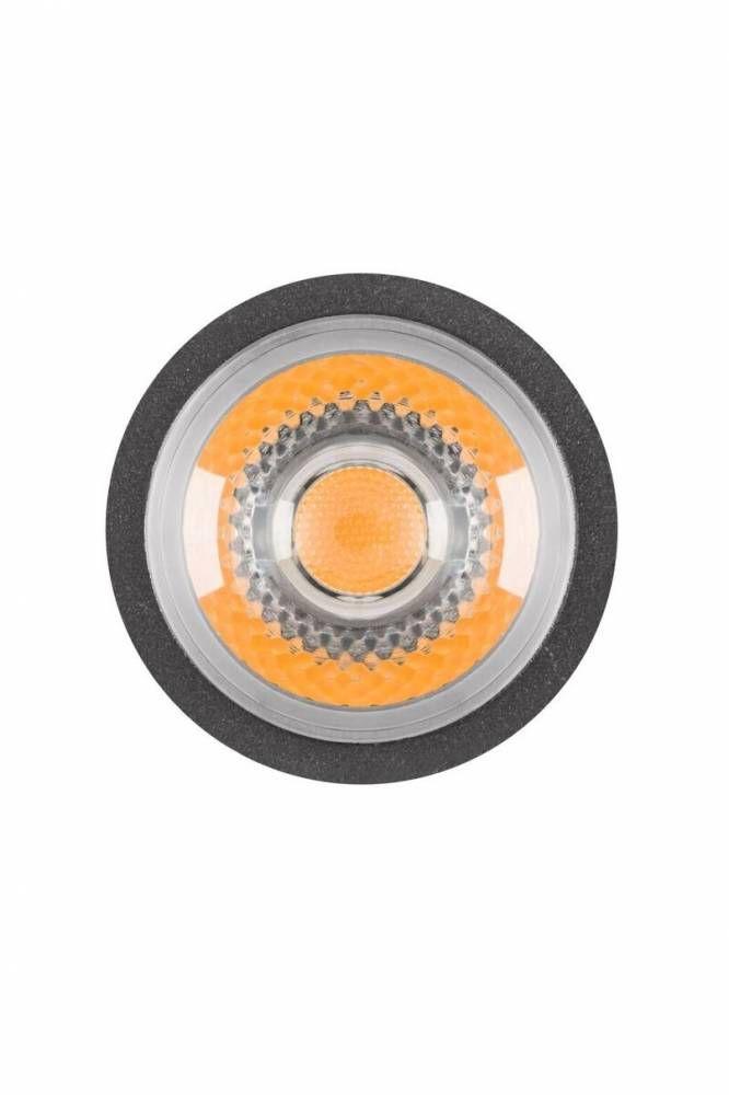 espeto mini FOCCO led 7W preto luz quente Stella STH7703/30
