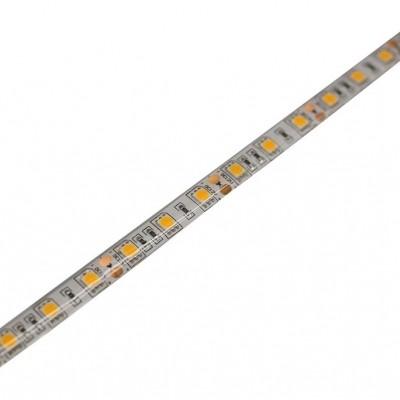 FITA DE LED 10W/M 12VDC 550LM/M 60LED/M 2700K >80 IP65 5M
