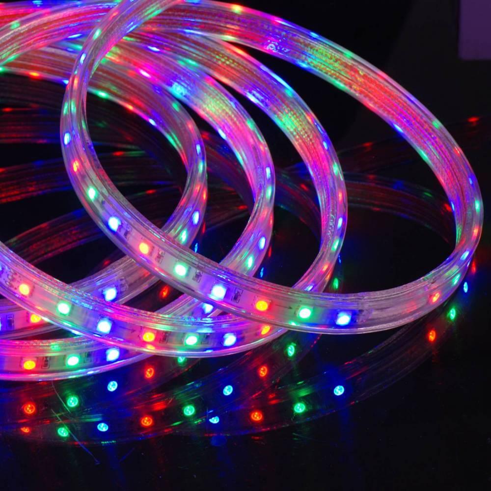 FITA DE LED 144W 28,8W/M DC24V RGB IP65