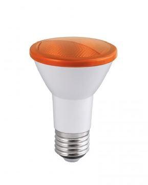 LAMP LED PAR20 COLOR 6W AMBAR STH7090/AB