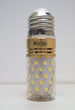 lâmpada BOLINHA SMD CCT led 12W ilunato ILT1962