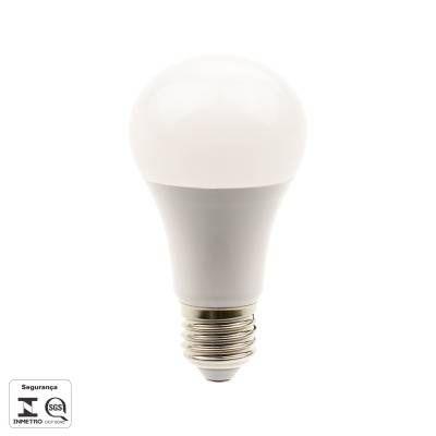 LAMPADA LED A60 E27 6W 500LM 6500K 127-220V