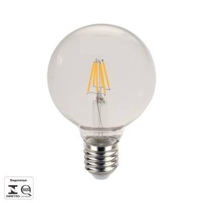 LAMPADA FILAMENTO DE LED E27 8W 800LM 2700K BIV