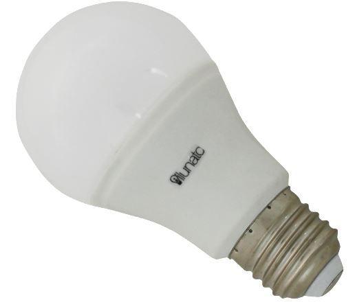 lâmpada bulbo leitoso 7W 11cm ilunato ILT2010