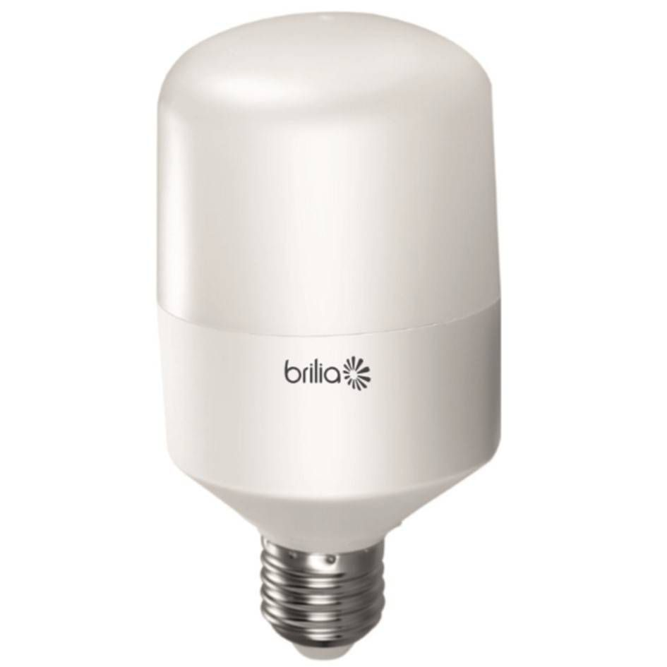 lâmpada led BULBO 40w fria kit 5pç Brilia 432129