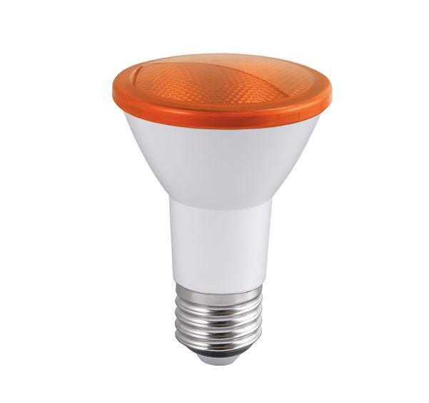 lâmpada PAR20 color led 6w IP65 externo Stella STH7090