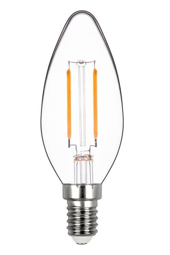 LAMP LED VELA LISA FILAMENTO E14 2W 127V 200LM STH7301/27