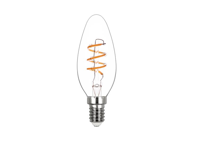 LAMP LED VELA LISA FIL ESPIRAL 2,5W 220V 180LM STH8384/24