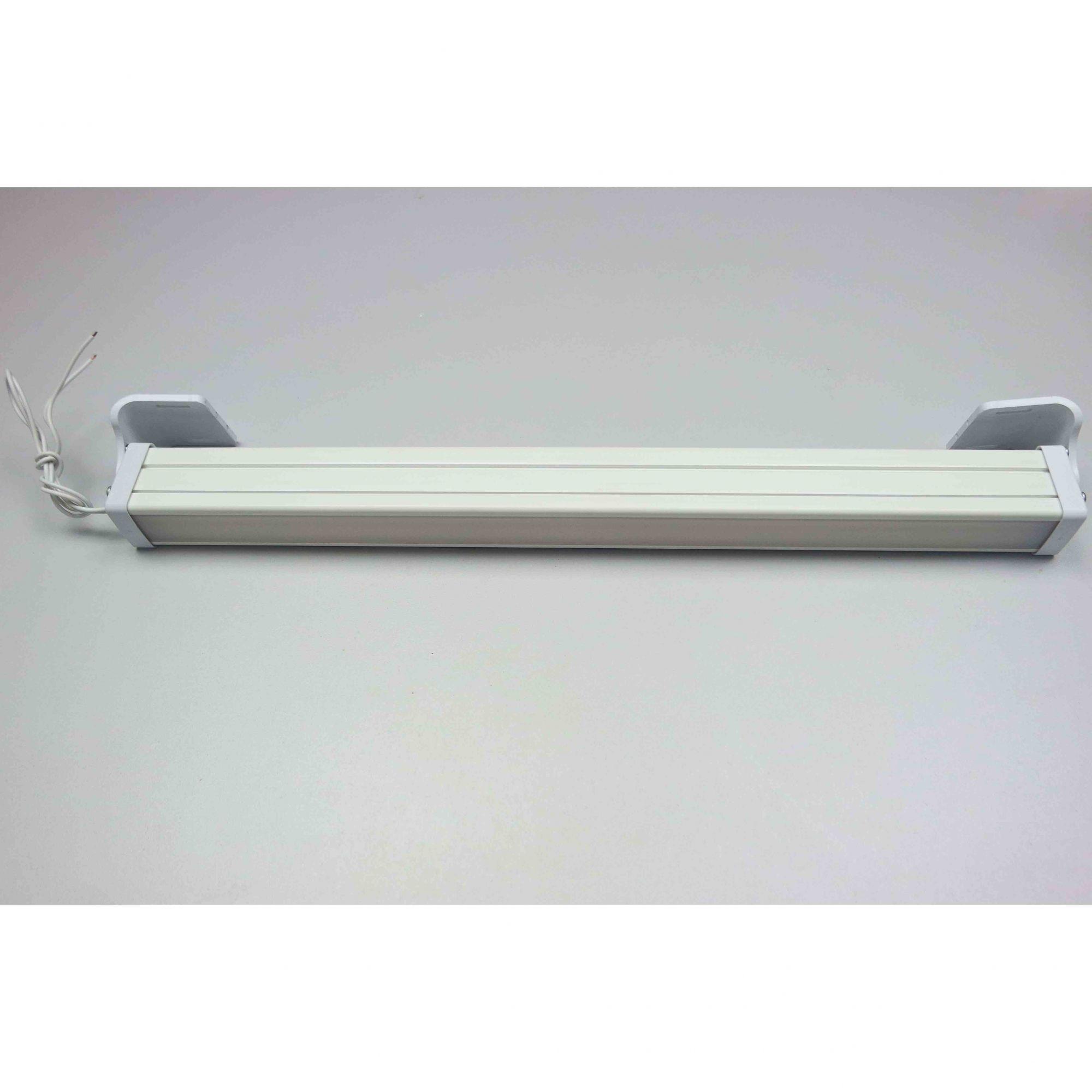 luminária 10W biv IP65 frio 5700K