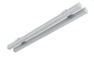 luminária ATRATIVE sobreposta 72W 96CM fria ECP LA20-D72-57