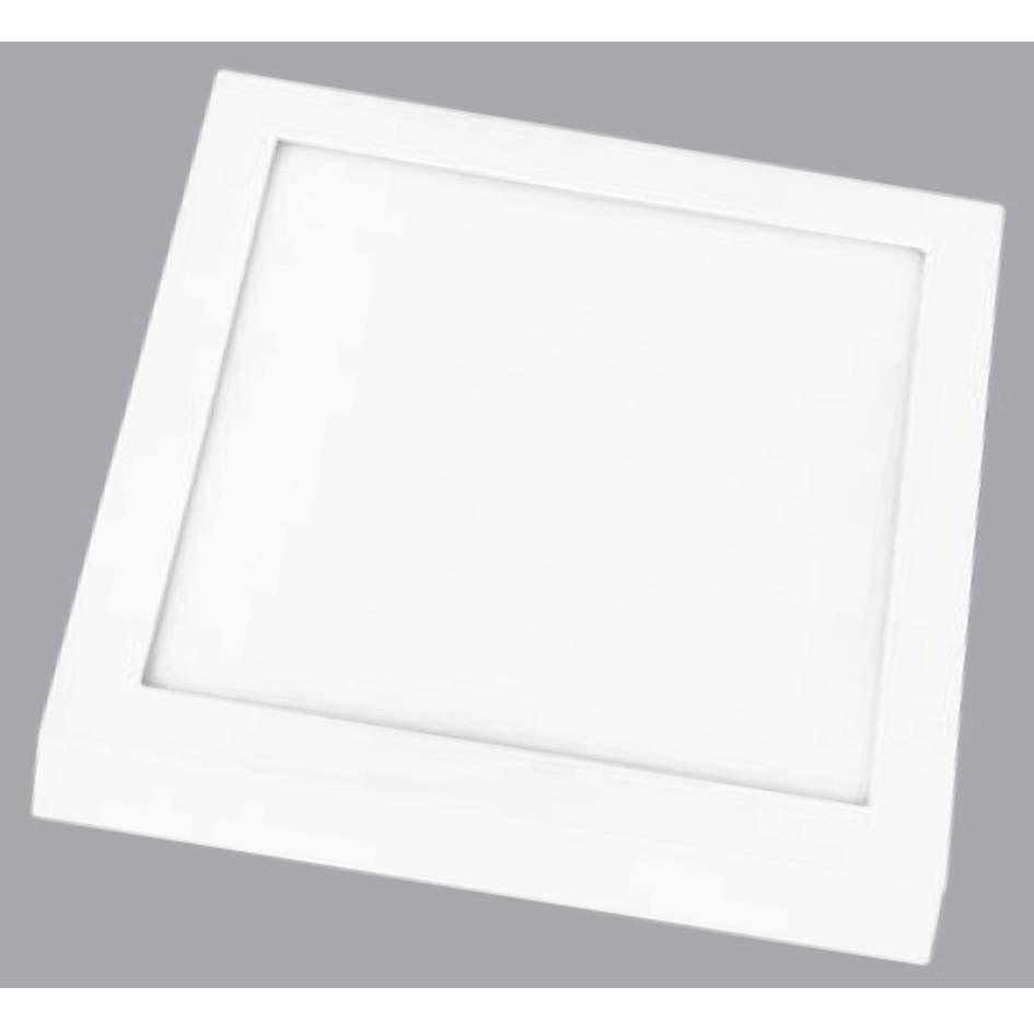 PLAFON DE SOBREPOR SMART 40cm x 40cm x 4cm 30W 6000 K LED BRANCO