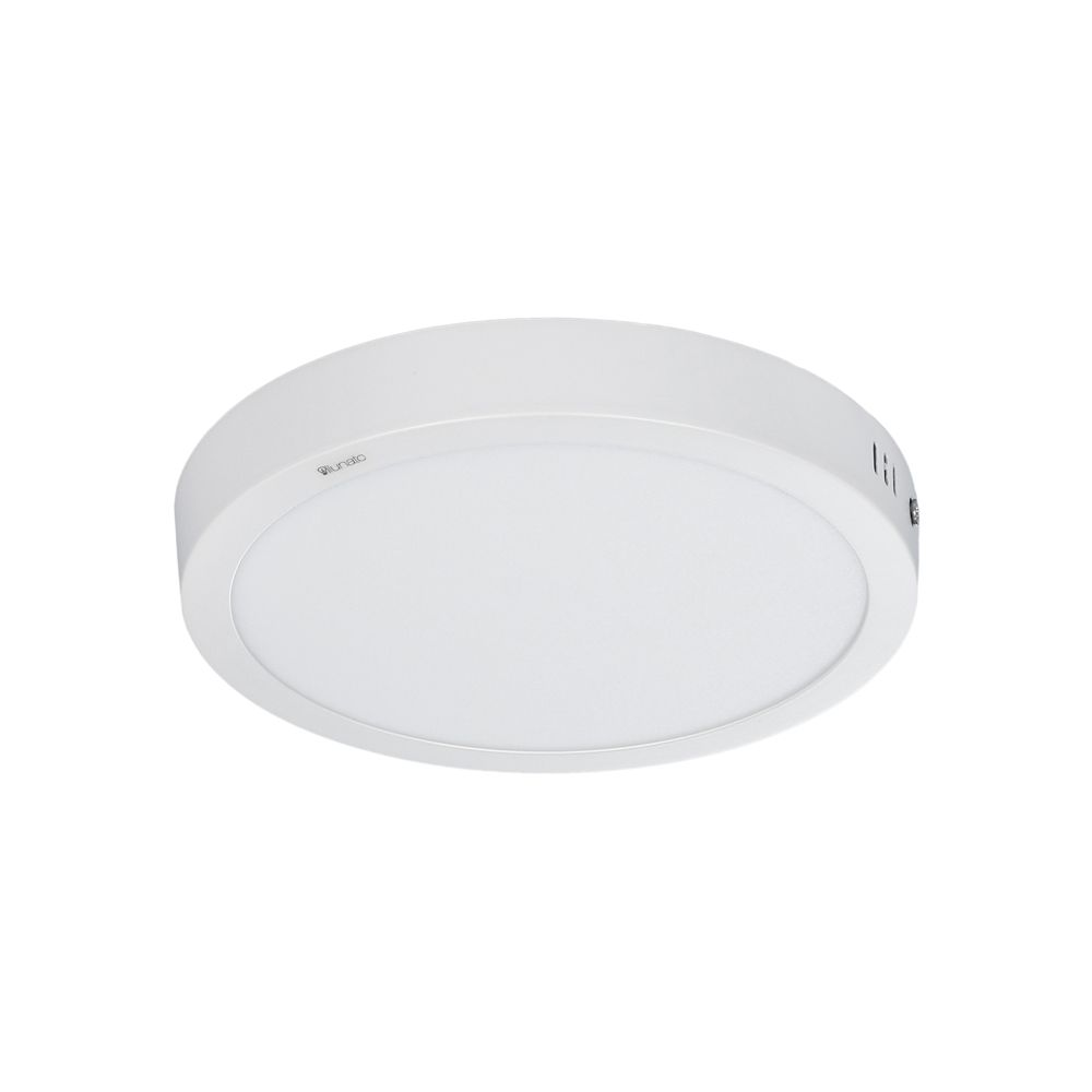 painel plafon DISCO sobreposto circular ilunato ILT1610