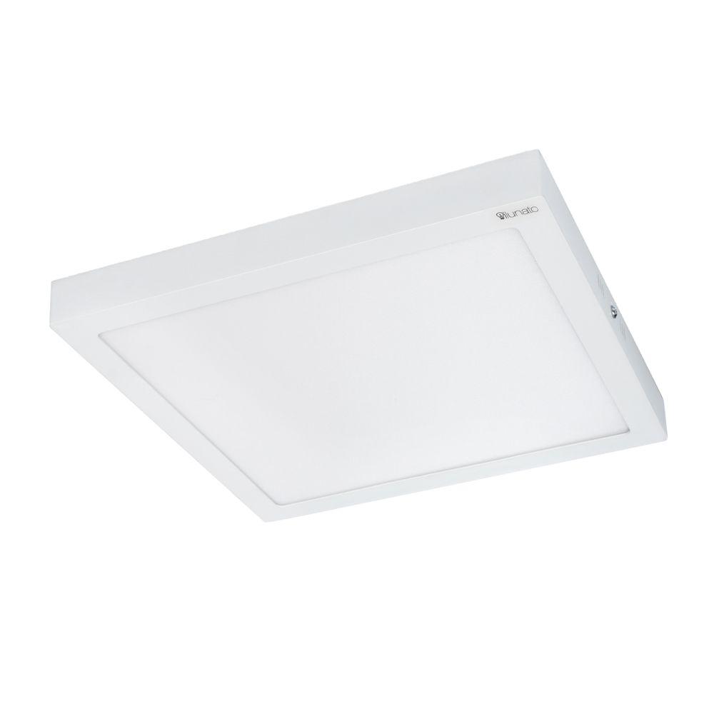 Painel Plafon Sobreposto Quadrado e Retangular Nuovo Ilunato - ILT1540