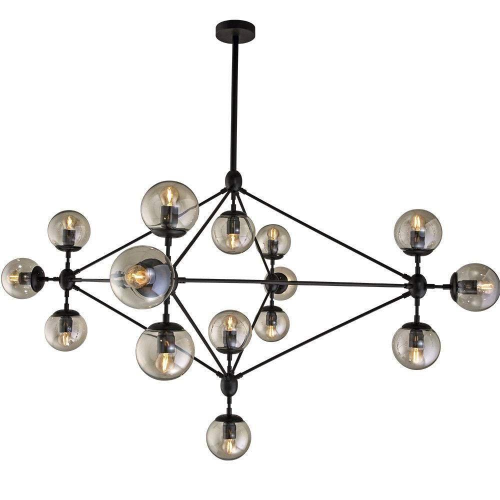 PENDENTE CIONERO 15 LAMPADAS SD8376