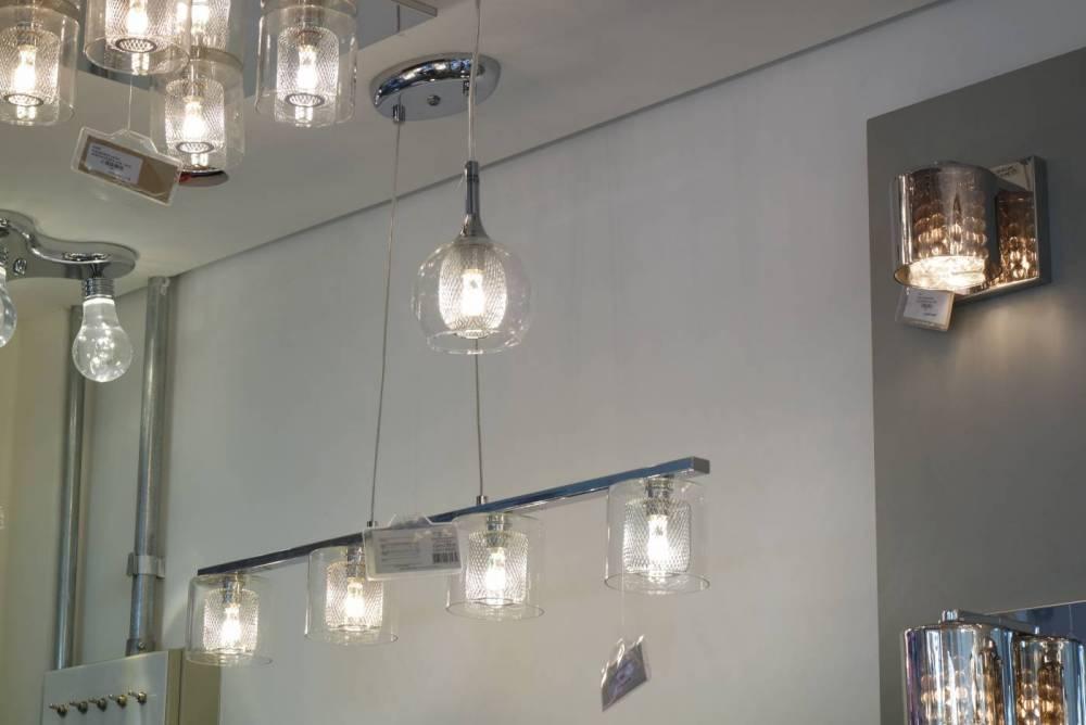 PENDENTE LAMPAR 20CMX29CM  1XE27 - CR/TR
