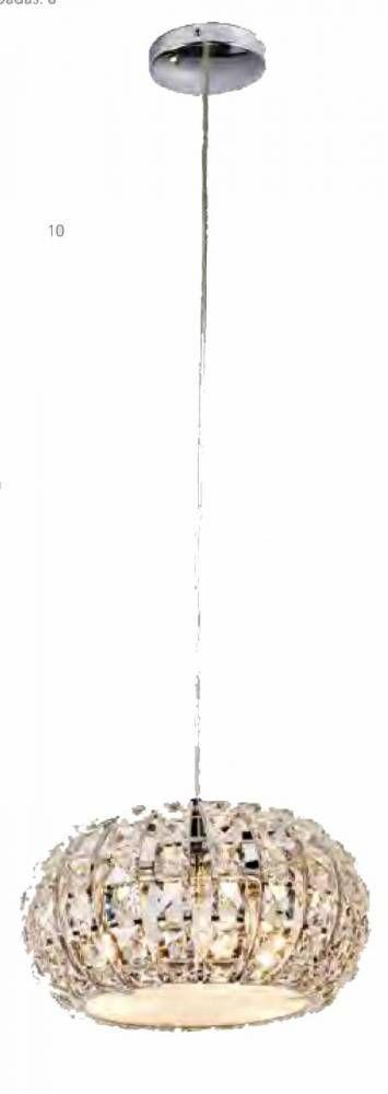 PENDENTE VIENNA 24CM 3XG9 - CR/TR