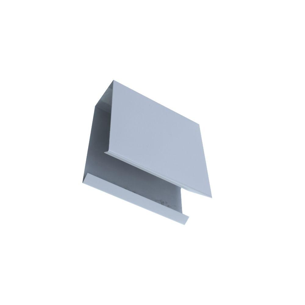 Perfil de Led Continuare SOBREPOR / 19-38W/m / alumínio e acrílico ILT0400