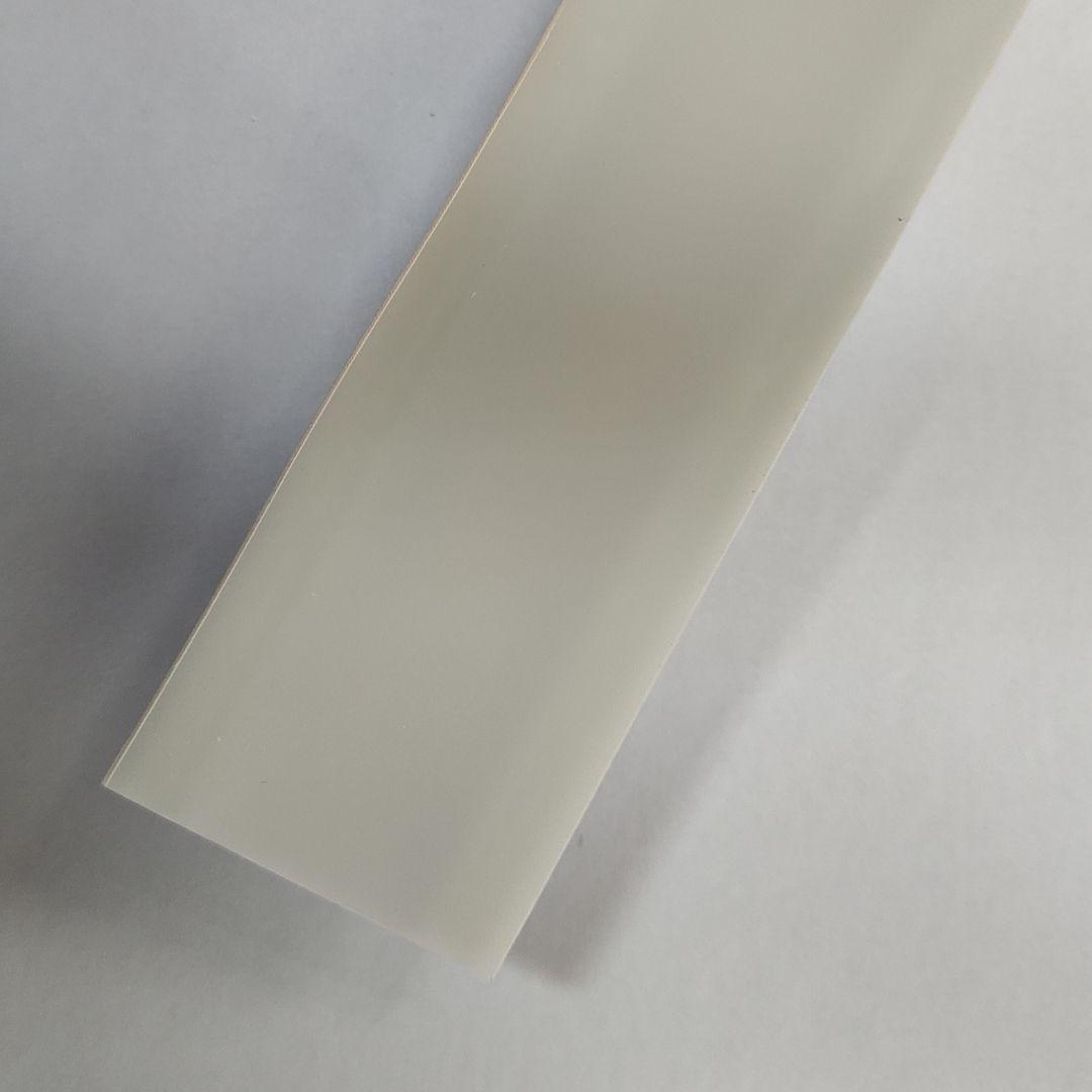Perfil de Led MAMMA embutir no gesso / 28,5W/m / biv / alumínio e acrílico