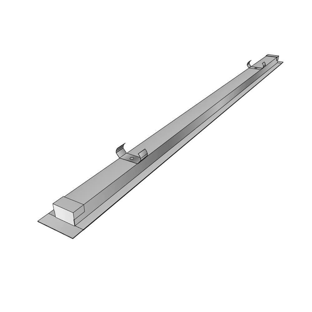 Perfil de Led TRACCIARE Embutido Gesso Fino Altura do Drywall Ilunato ILT2520